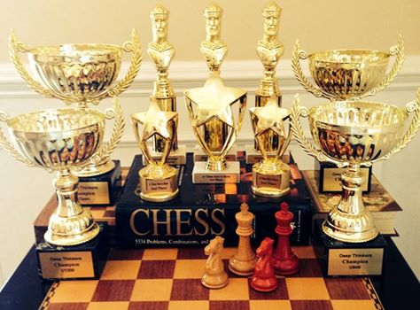Charlotte Summer Scholastic Trophies